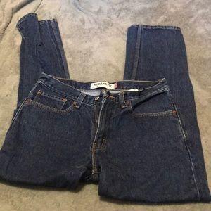 Men's Levi jeans size w 33 l 32